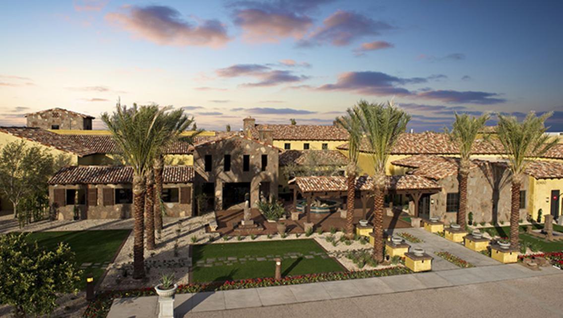 Encanterra A Trilogy Resort Community Arizona Arizona Golf