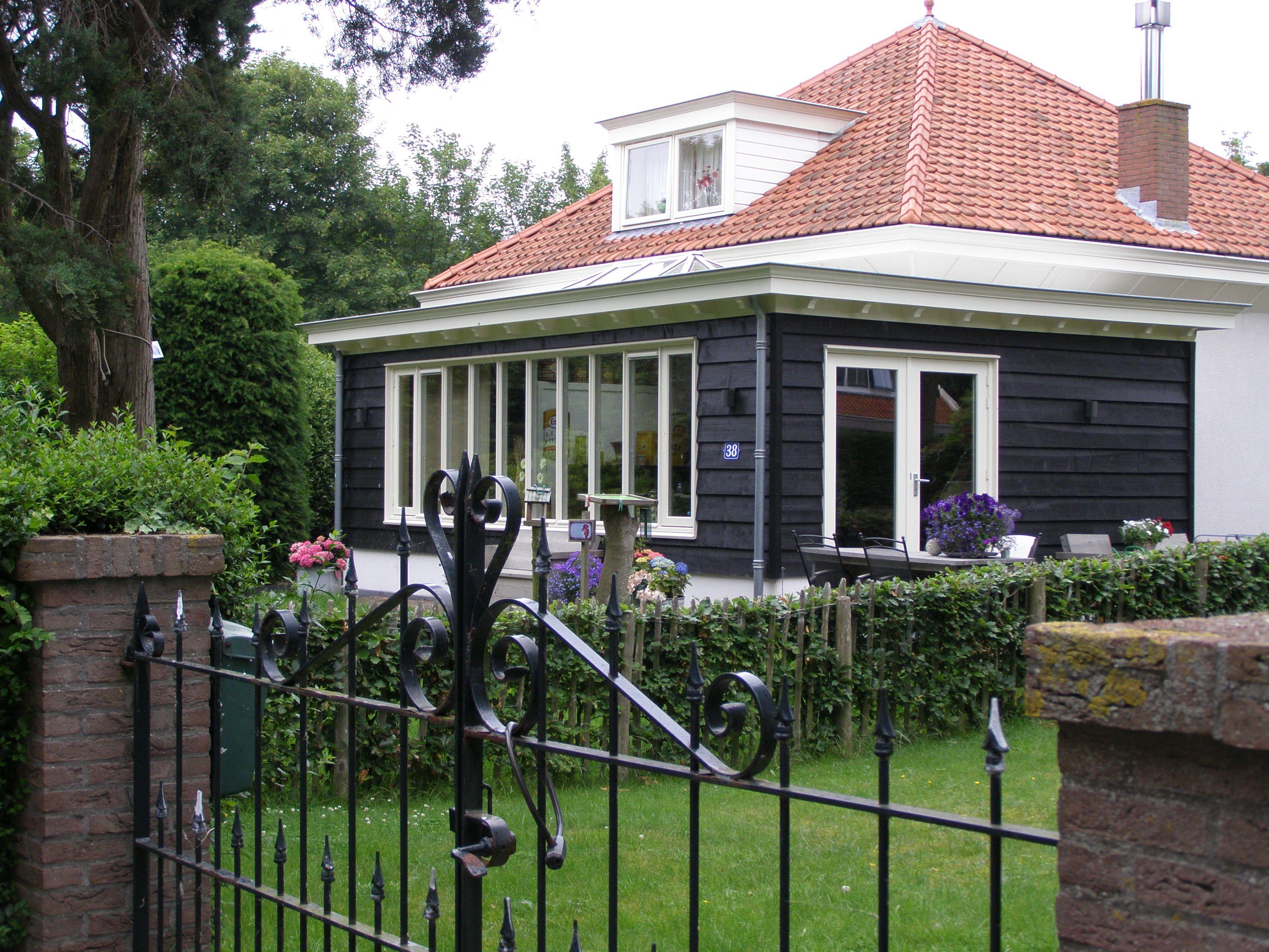 Aanbouw Keuken In Hout : Houten veranda's en overkappingen on Pinterest Atelier, Vans and