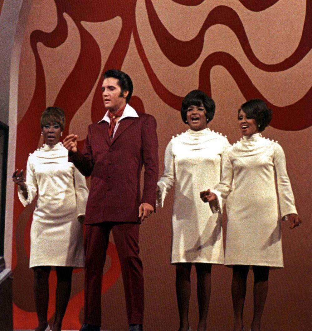 N-B-C t-v special , june 1968. The gospel sequences.