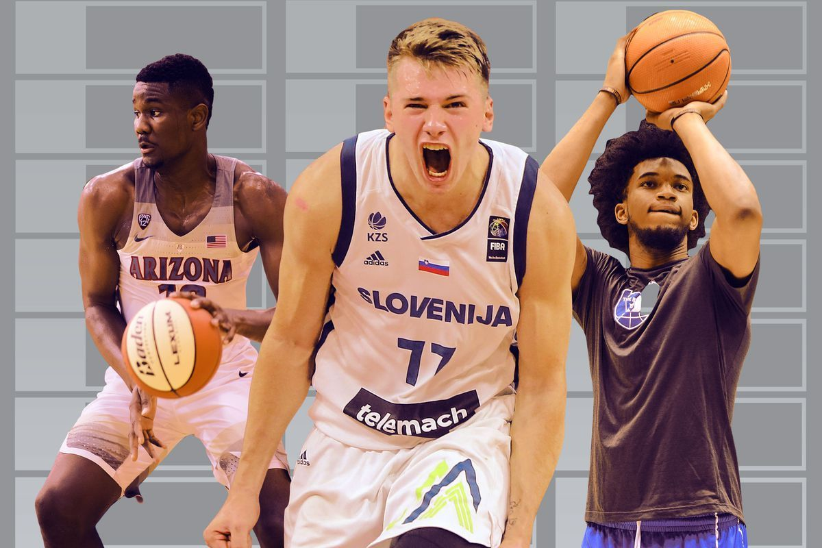 an entirely premature 2018 nba lottery mock draft the