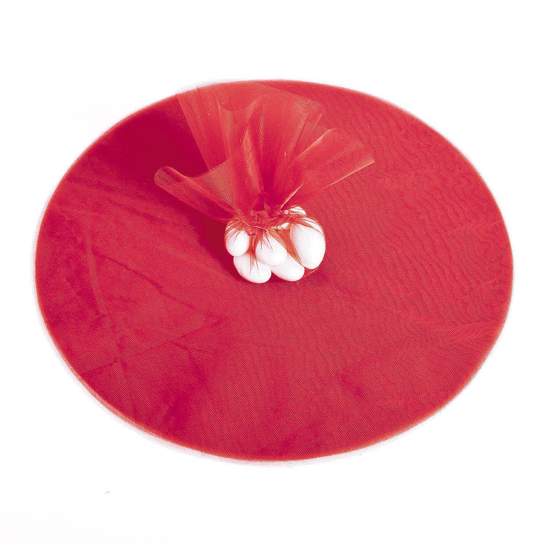 Red Tulle Circles Orientaltrading Wedding Ideas Pinterest