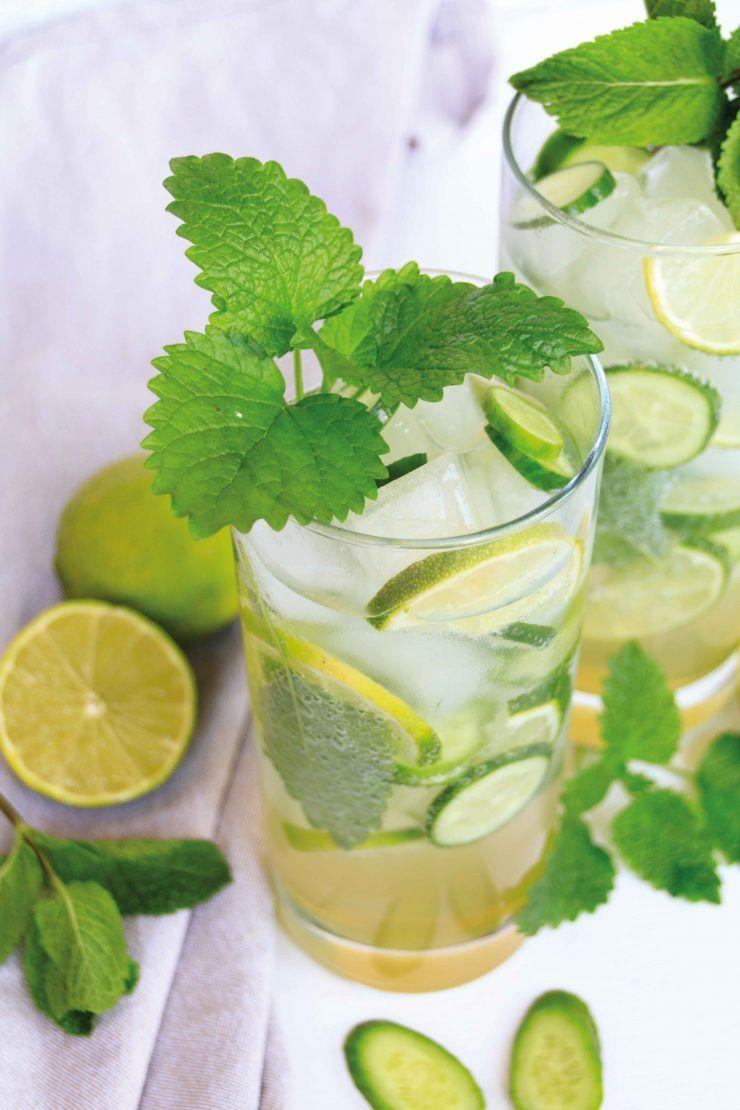 Schön Longdrink Rezepte Foto Von Klassiker In Der Sommerversion: Gin Tonic Wird