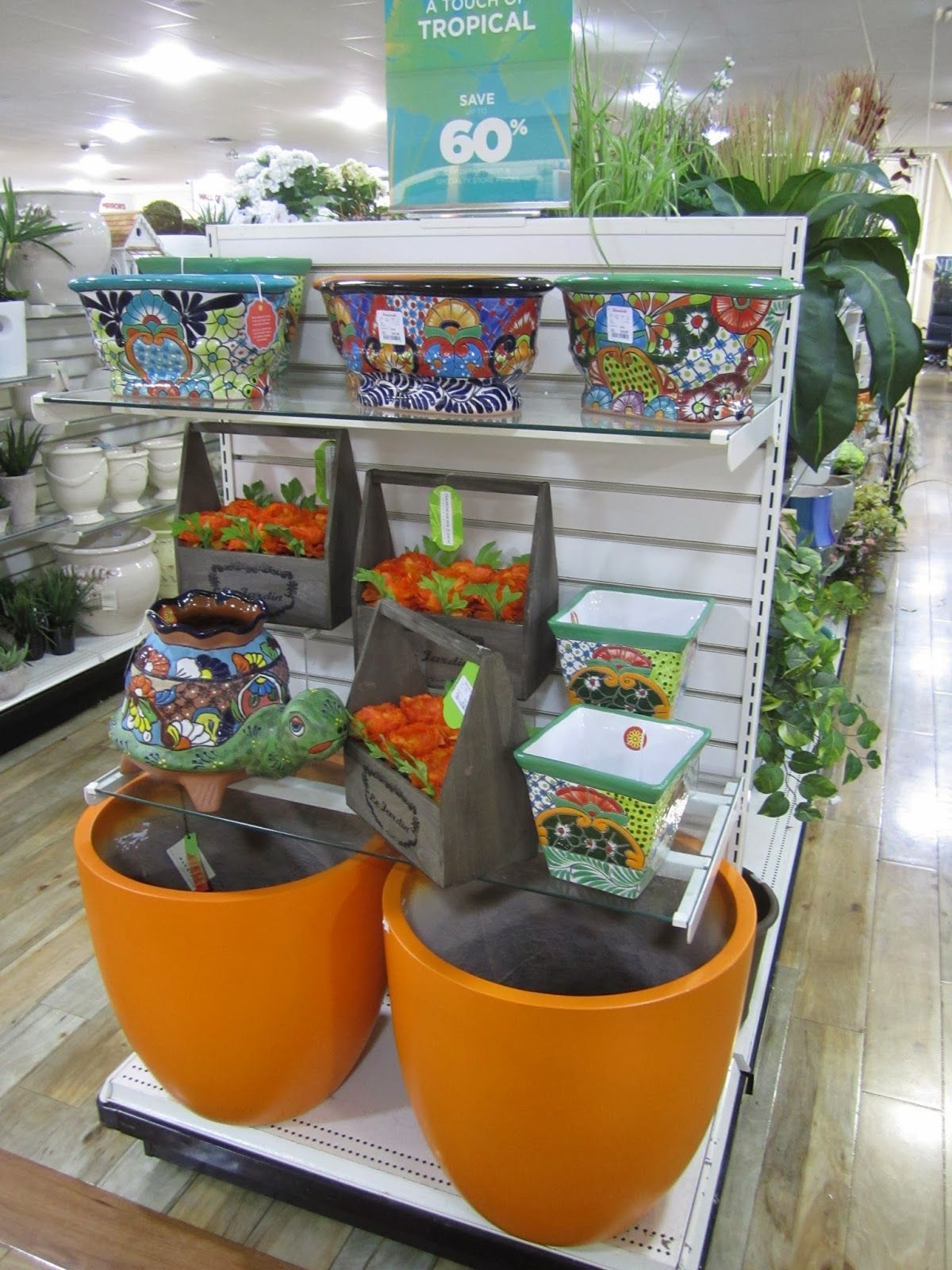 Attirant TJMaxx Homegoods Heaven: Garden Stools, Planters And Decor For Spring, Plus  The African