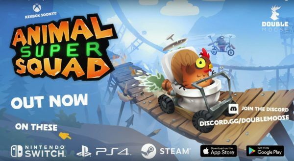 Animal Super Squad apk v1.3.0.1 Android Full Mod (MEGA