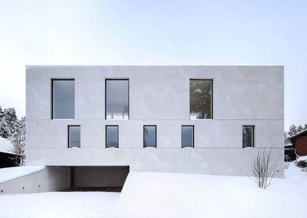 Villa Mörtnäs par fourfoursixsix Villas and Architecture
