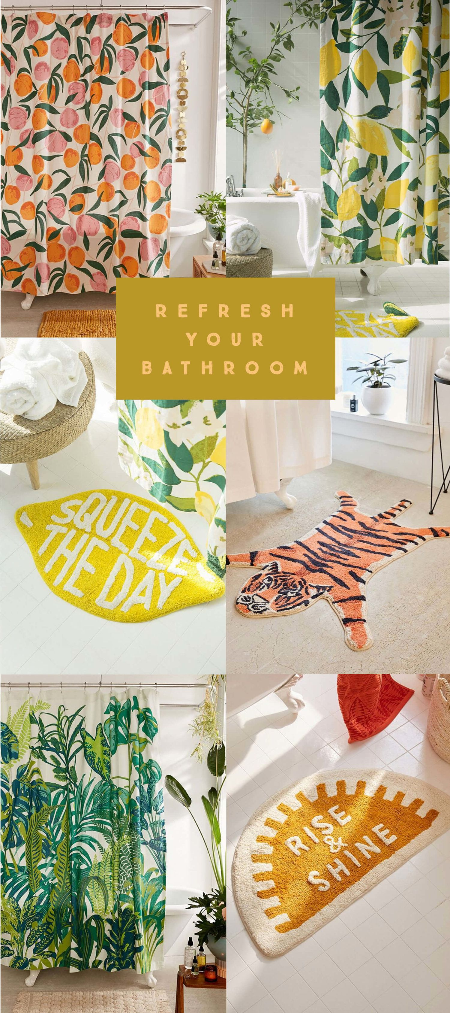 Photo of Refresh Your Bathroom With New Decor  — zory mory