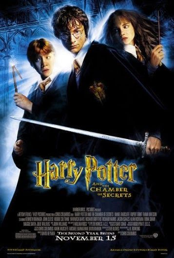 Harry Potter and the Chamber of Secrets (2002) BluRay Rip 720p HD Full  English Movie Free Downlo… | Harry potter full movie, Chamber of secrets, Harry  potter movies