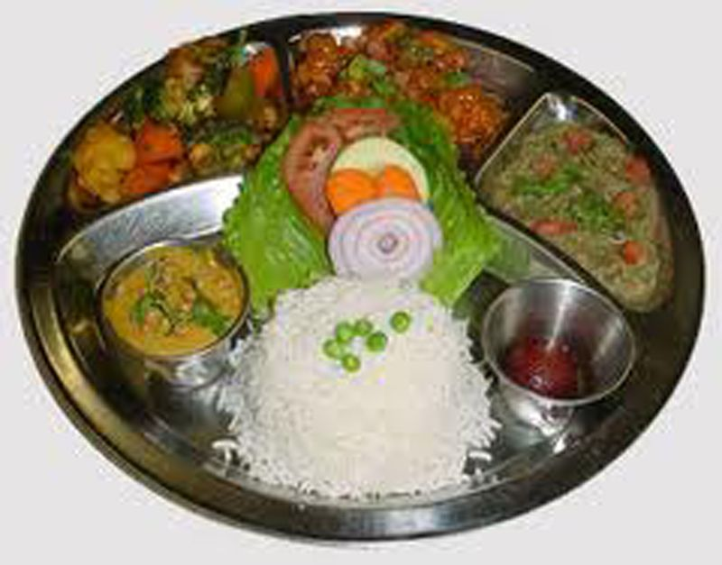 A typical nepali food hungry pinterest nepali food food and a typical nepali food forumfinder Choice Image