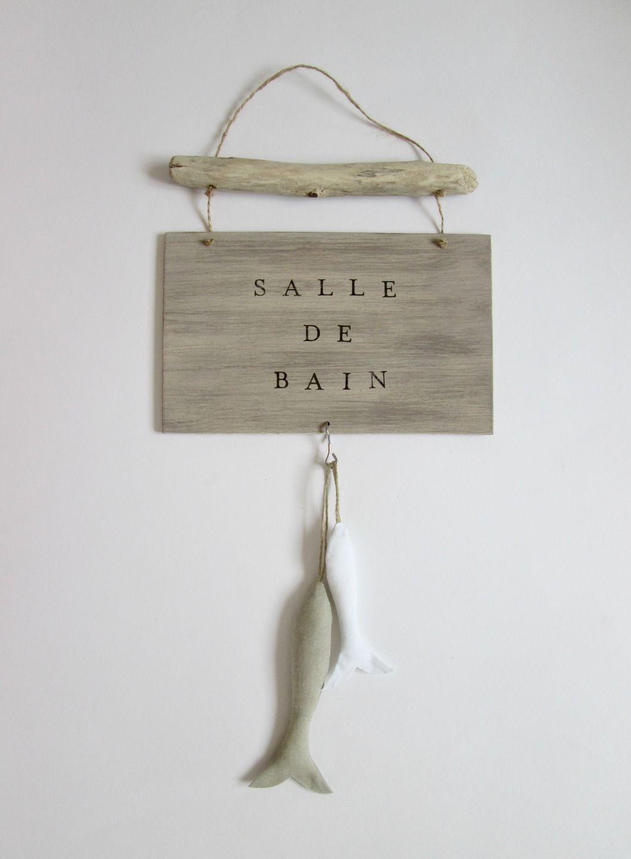Lambris Pvc Salle De Bain Bricoman ~ Plaque De Porte Salle De Bain Bois Flott Bois Et Petits Poissons