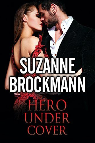 Hero Under Cover by Suzanne Brockman.. please click on the book jacket to check availability or place a hold @ Otis.  6/1/16