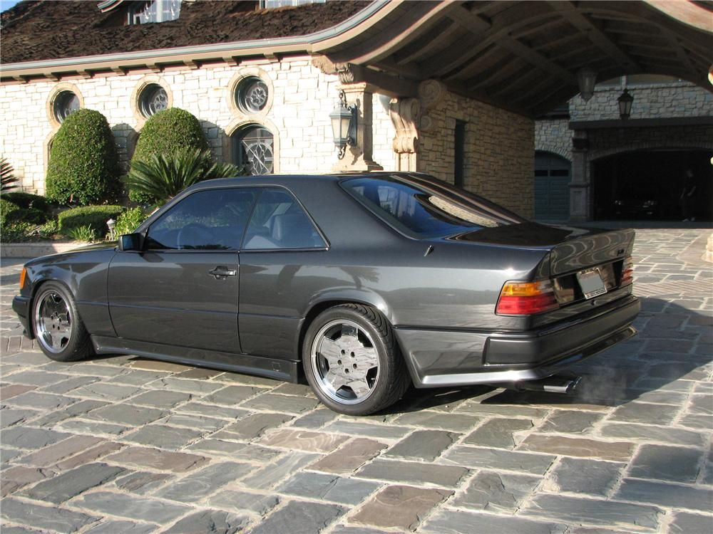 1988 Mercedes Benz 300ce Amg Hammer Coupe With Images Mercedes