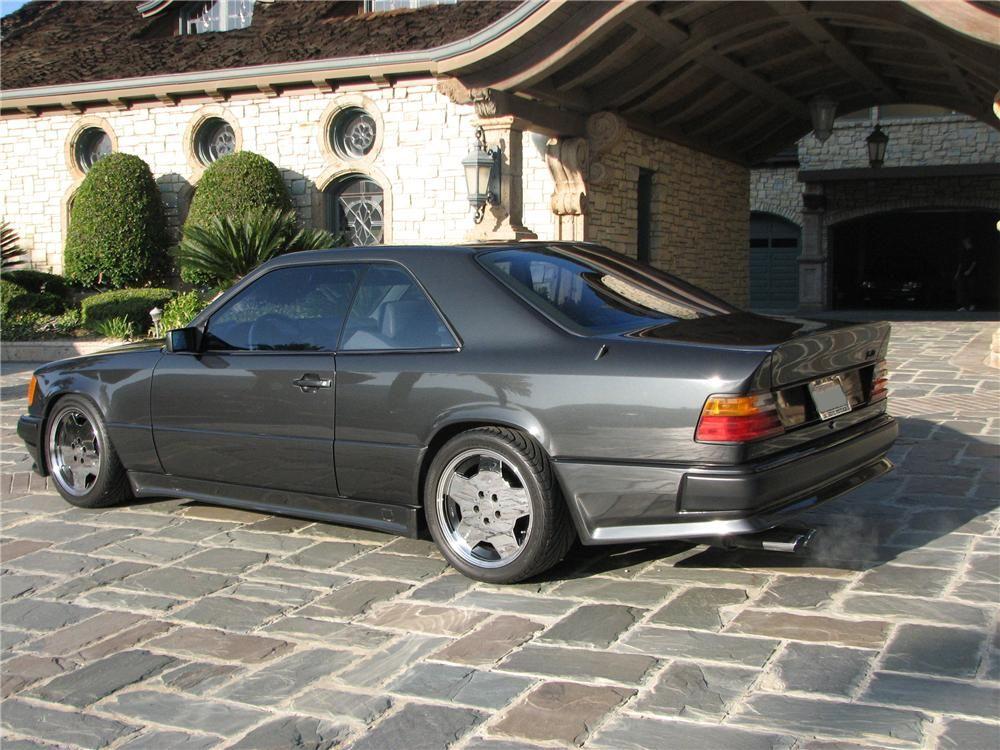 1988 mercedes benz 300ce amg hammer coupe w124 mercedes for Mercedes benz hammer
