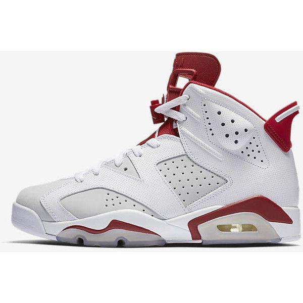 Air Jordan 6 Retro Men s Shoe. Nike.com (£150) ❤ liked on Polyvore  featuring men s fashion 9c94593fc