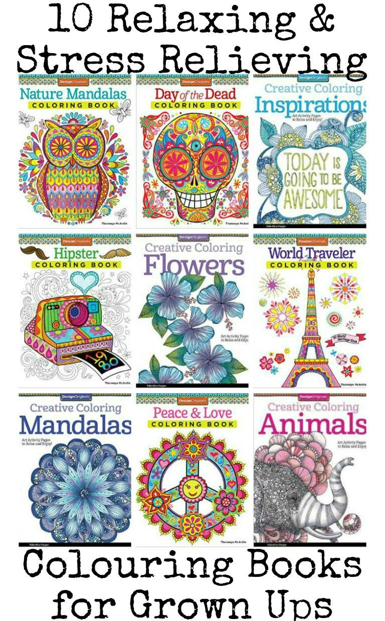 1000 Images About Coloring Book Inspiration For GelliR Printing On Pinterest