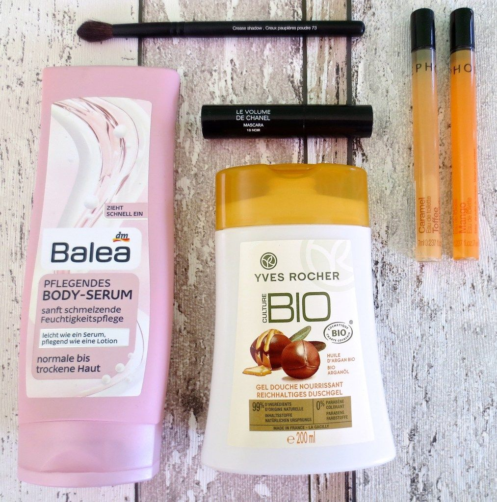 Beauty Favoriten im Februar 2016