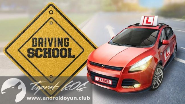 Car Driving School Simulator V1 8 Mod Apk Full Games Goruntuler