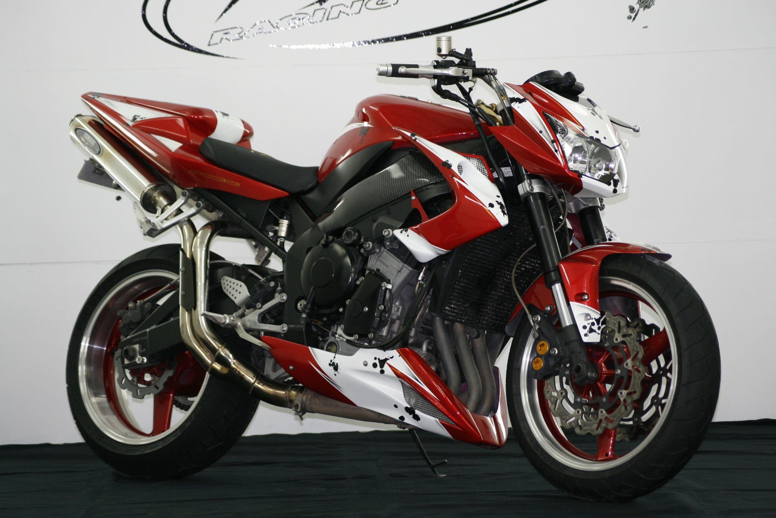 tuning moto z750
