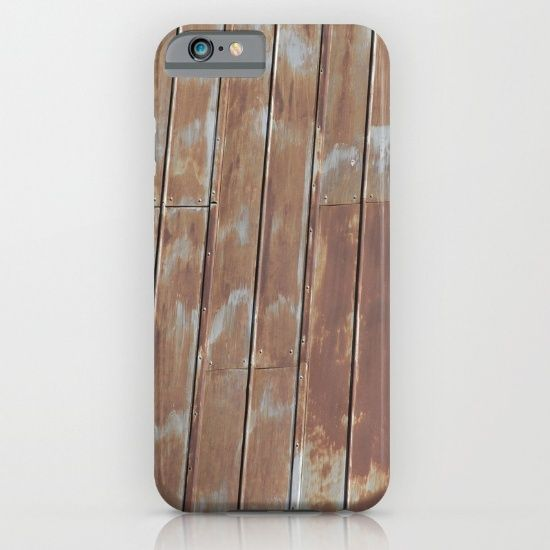 Rusted Metal Phone Case by Inspired Arts #manlygift #masculine #giftsformen #mangifts #hubby #spouse #boyfriend #xmasgiftsformen #boss #brother #father #dad #uncle #christmasgiftsformen #outdoors #outdoorsy #hunting #outdoorenthusiast #manlyphonecase #phonecase