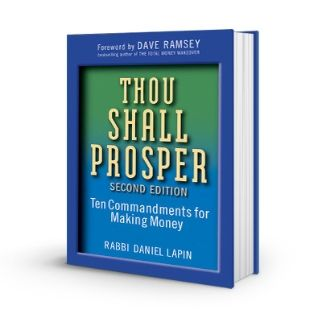rabbi daniel lapin books pdf
