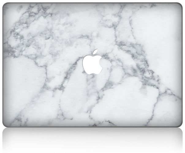 Apple MacBook Pro Air 13 white marble L-M13-0012