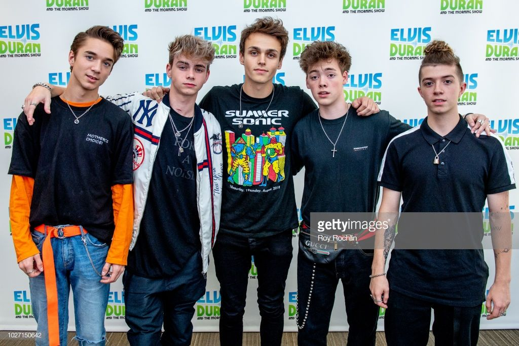 Why Don T We Visits The Elvis Duran Z100 Morning Show In 2020