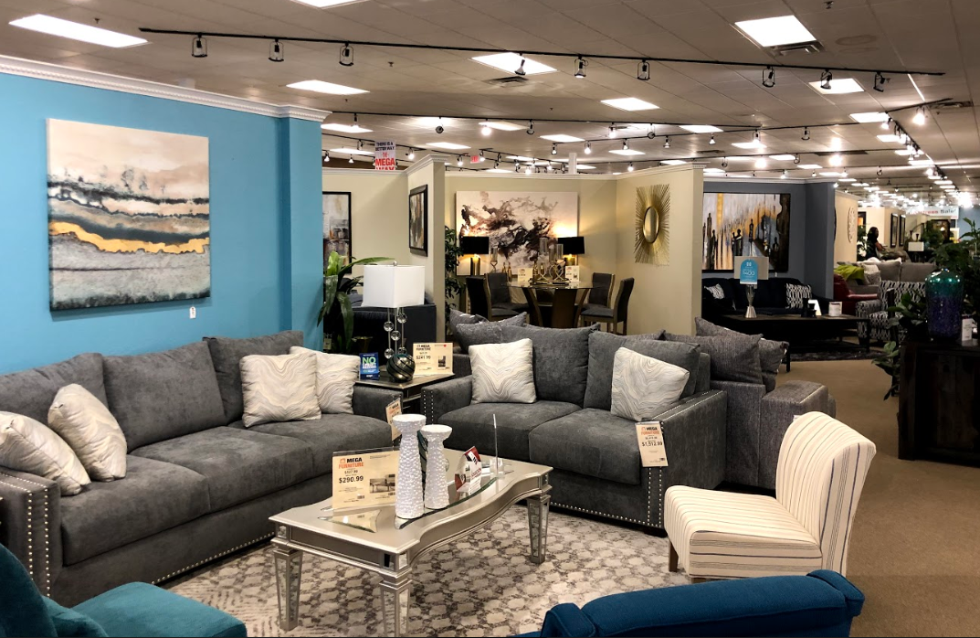 With Hundreds Of Styles Available In Our Showrooms Across Texas Visit Us In Store To Make Your Dream Home Come True In 2020 Mega Furniture Furniture Furniture Store