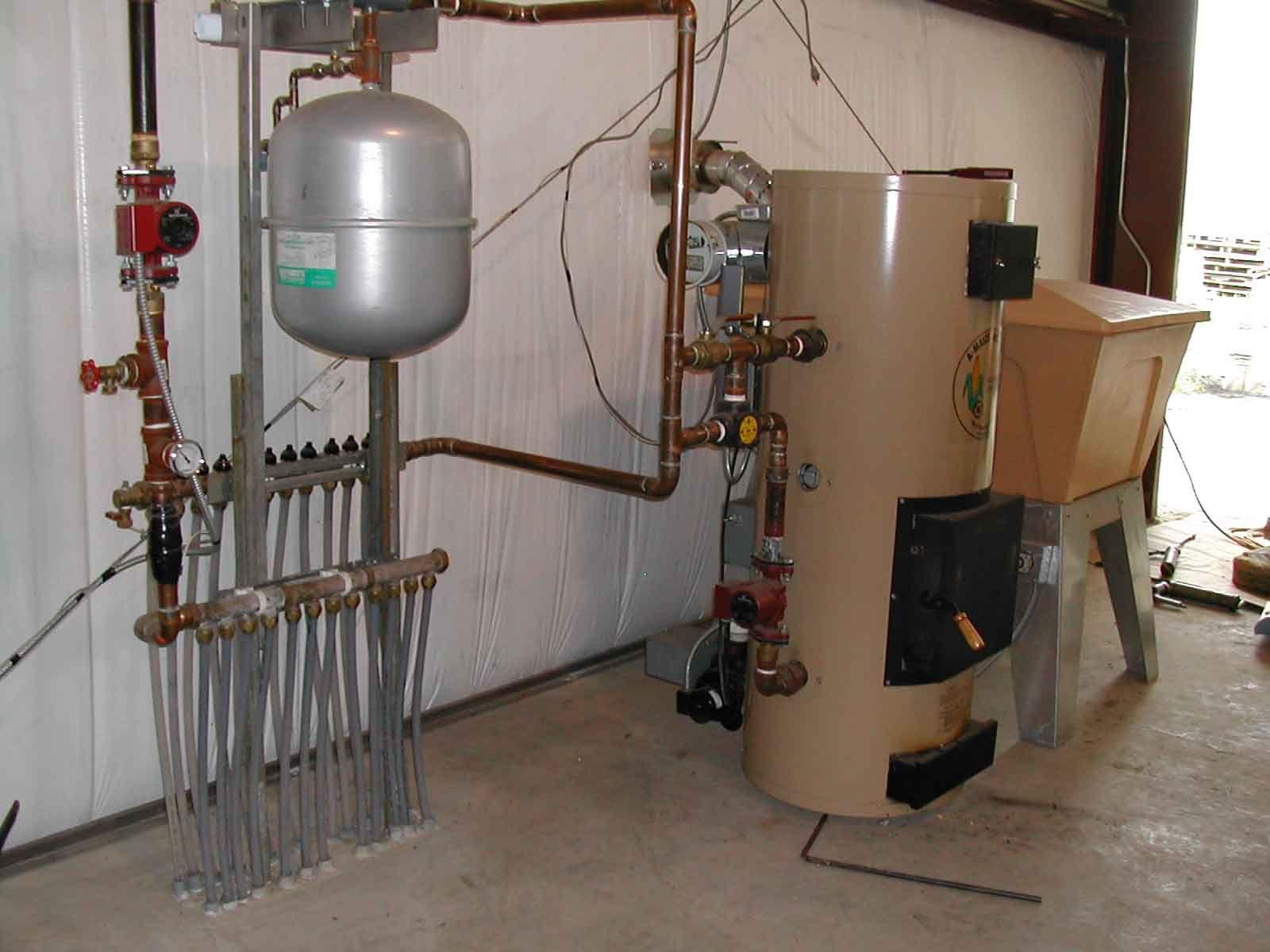 Setup Example Radiant Floor Heating