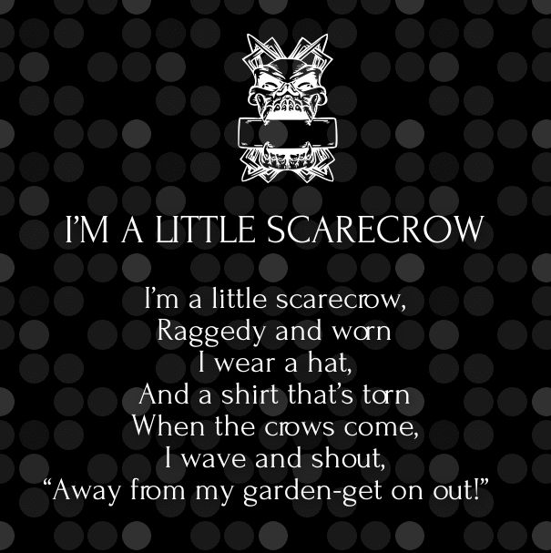 halloween poem for kids