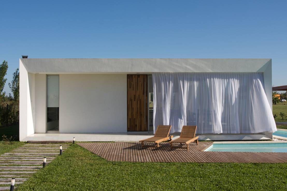 Una casa semplice ma irresistibile architettura casa for Piccole case moderne