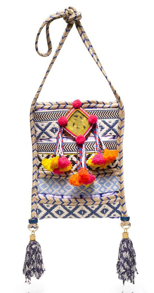 Tory Burch Boho Katie Fisherman Handbag | Bohemian Spring Accessories
