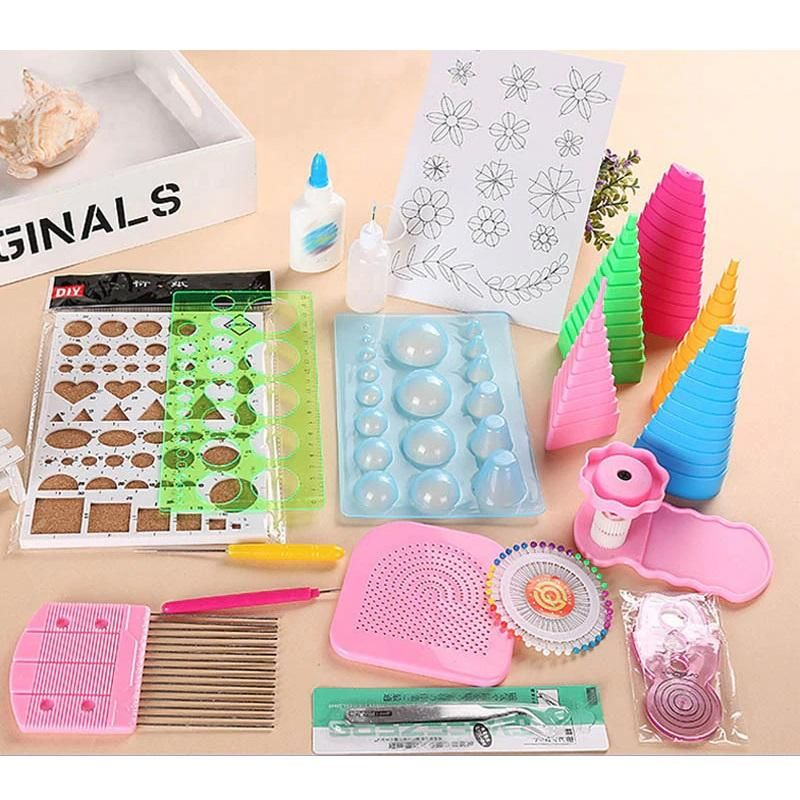 Paper Quilling Tool Kit