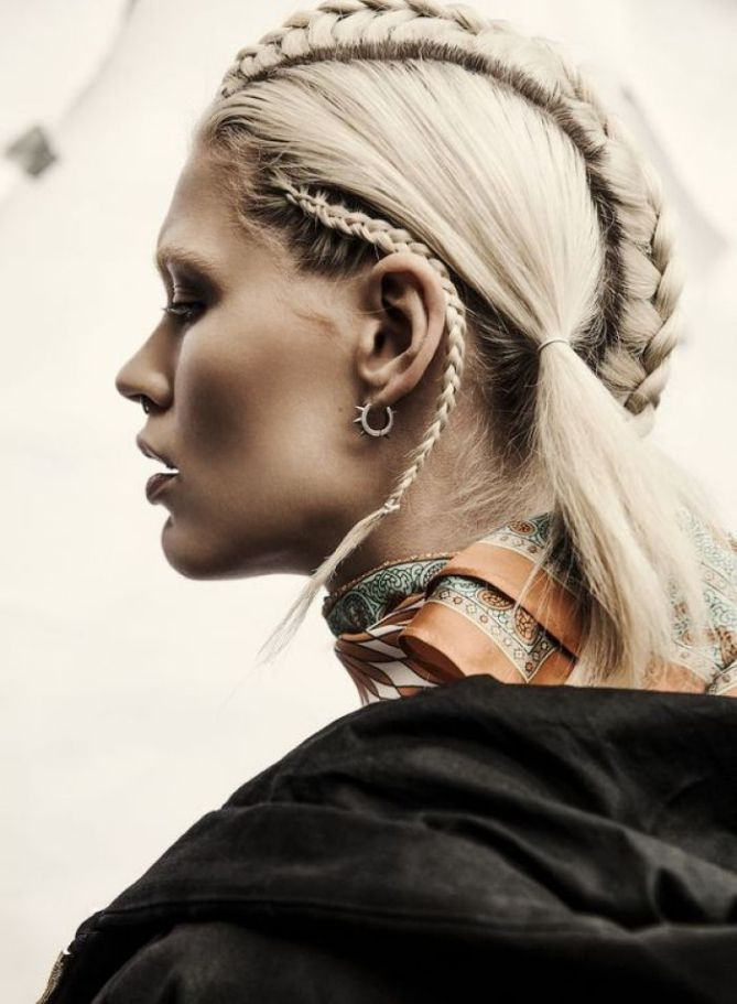 b564201723 Clothes & Camera - Luxembourg Fashion and Beauty Blog: 90s Braids You'll  Love to Wear this Summer