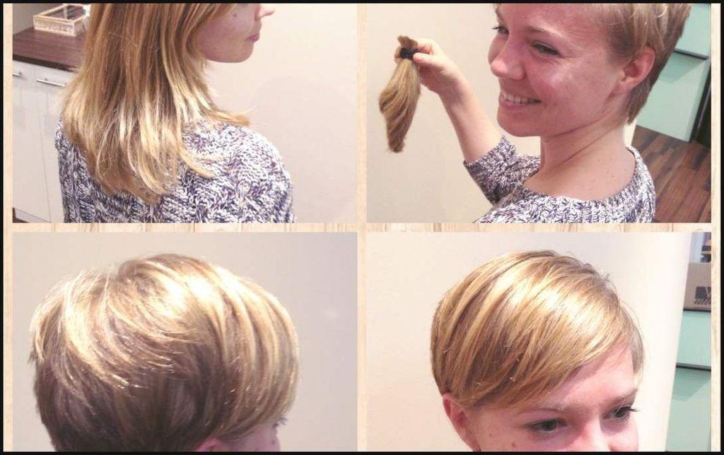 Phantasie Frisuren Feines Haar Vorher Nachher Haar Phillips