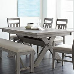Frisco Trestle Dining Table - Sears. For office desk ...