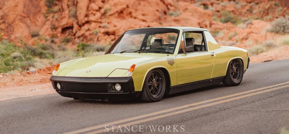 Like Grandfather, Like Father, Like Son – Connor Schenk's 1973 Porsche 914 2…