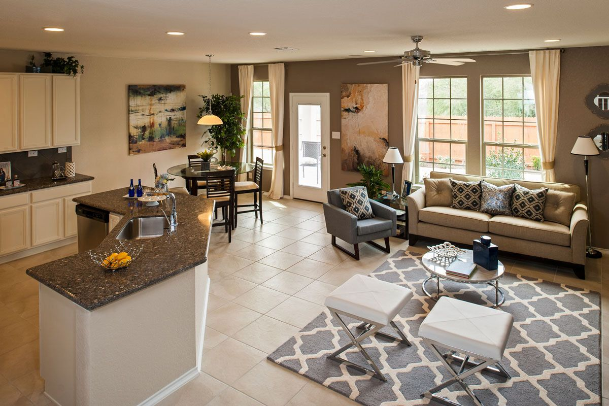 heights of copperfield a kb home community in converse tx san