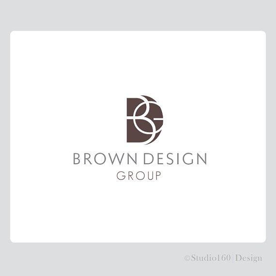 Interior Design Logo Interior Designer Marketing Custom Logo