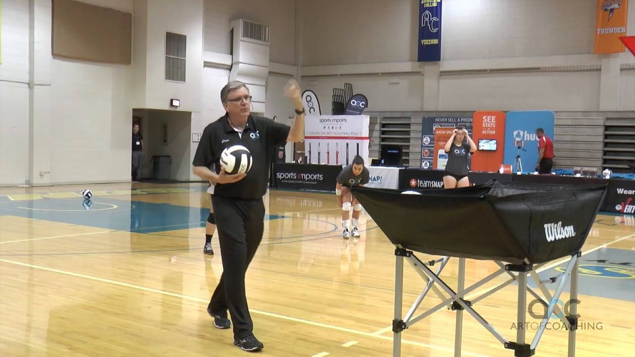 Ball Control Drill Plus Setter Challenge Coaching Volleyball Volleyball Practice Volleyball
