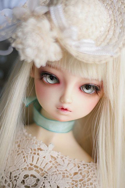 bjd volks super dollfie  luna make up  Airbrush by saturncat@yahoo.cn, via Flickr