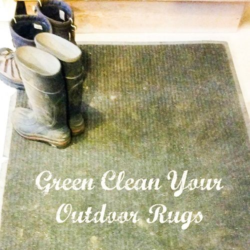 How To Clean Outdoor Rugs The Naturally Effective Way Green Homes Mother Earth News