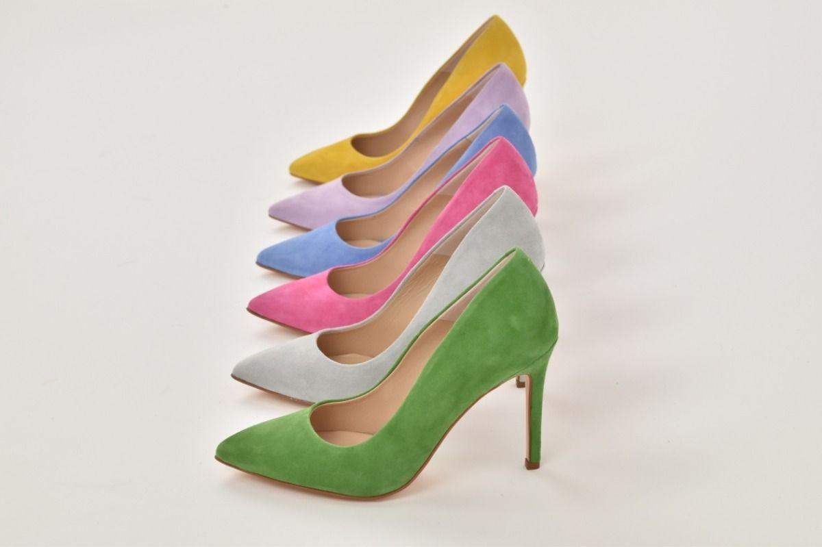 Czolenka Damskie Pumps Heels Fashion