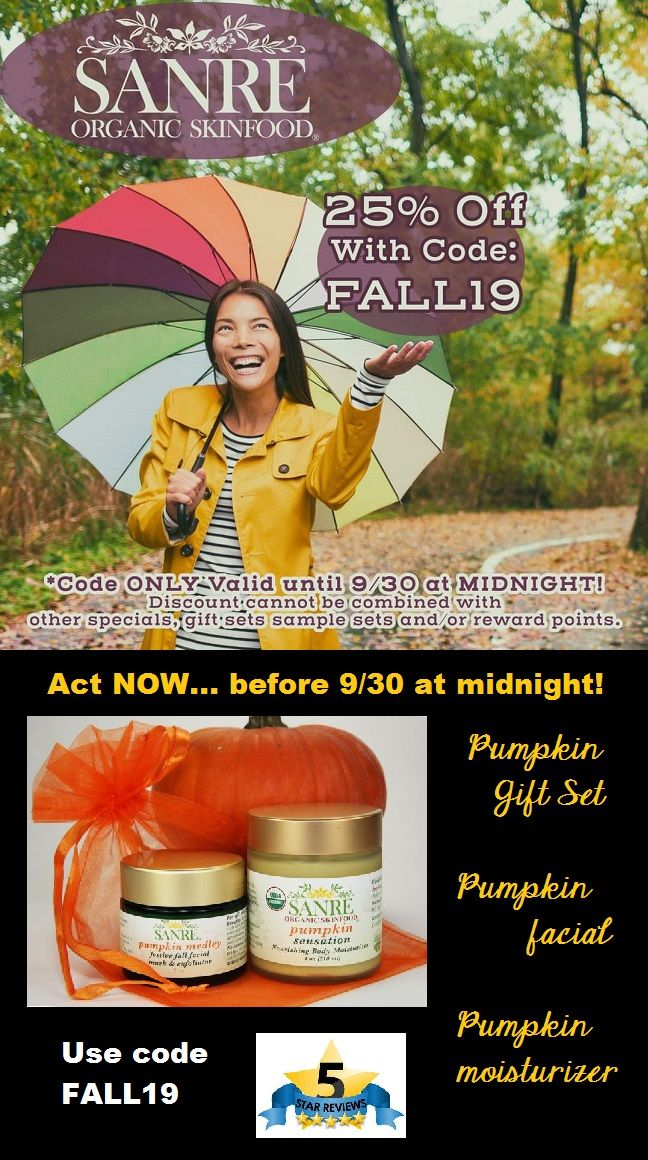 WHAT CAN PUMPKIN DO FOR YOUR SKIN ??!! (With images