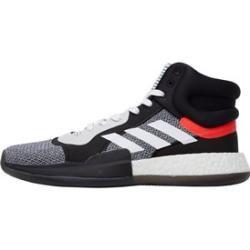 adidas Herren Marquee Boost Basketball Sneakers Schwarz adidas