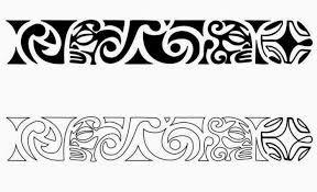 Resultado De Imagen Para Plantillas Brazaletes Maories Tatus