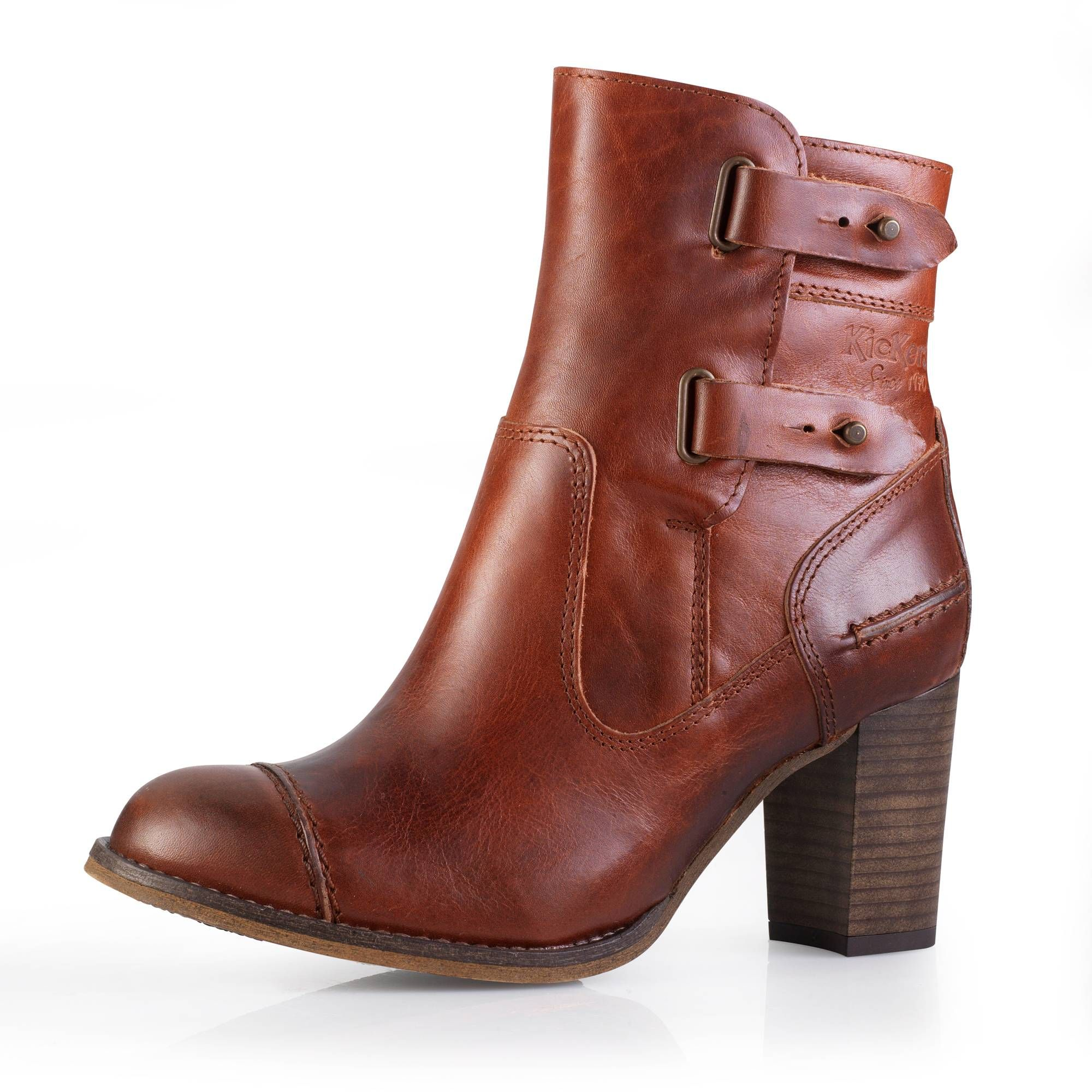 boots kickers femme hiver 2017