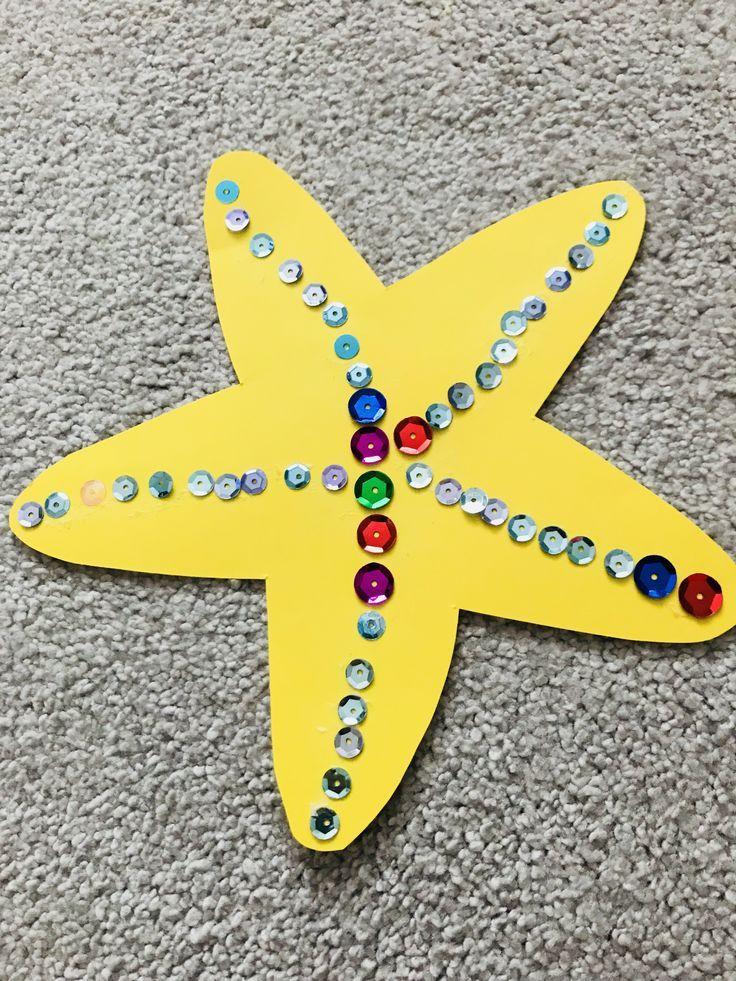 23+ Starfish crafts for kindergarten info