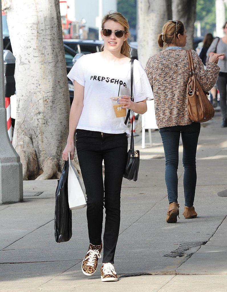 Emma Roberts. | Fashion, Emma roberts style, Celebrity