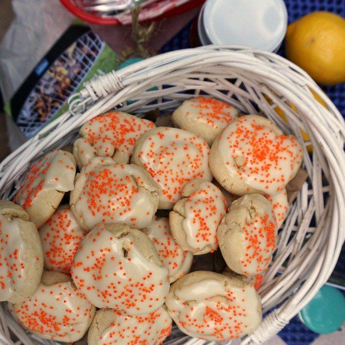 Vegan & Gluten-Free Orange Juice Cookies | Recipe | Vegan ...