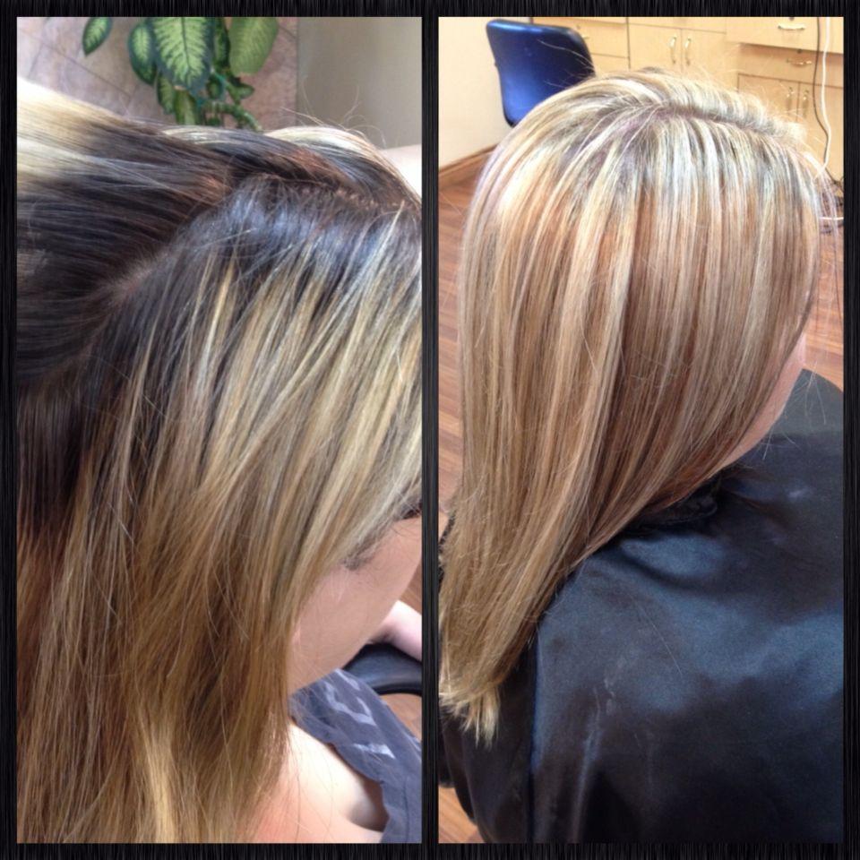 Salon 21 Orem Ut Blonde Highlights Long Hair Styles Hair Styles