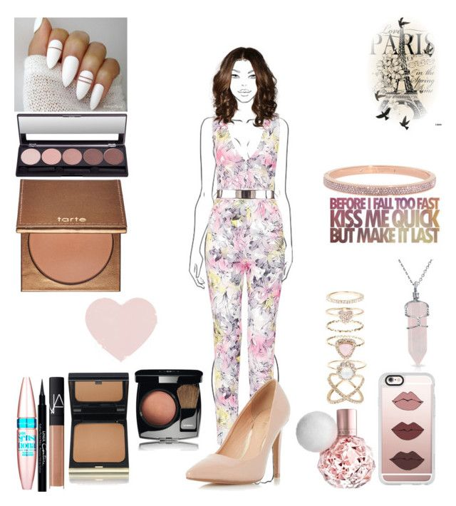 """""""paris"""" by talentedtayfever15 ❤ liked on Polyvore featuring Dorothy Perkins, Casetify, Bling Jewelry, ARI, NARS Cosmetics, Accessorize, Henri Bendel, Maybelline, Givenchy and tarte"""